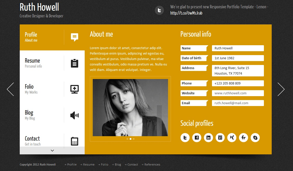 Reasons to have your own personal Vcard website. | iBox Solutions