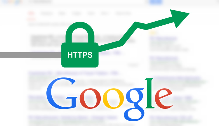Google SSL Encryption