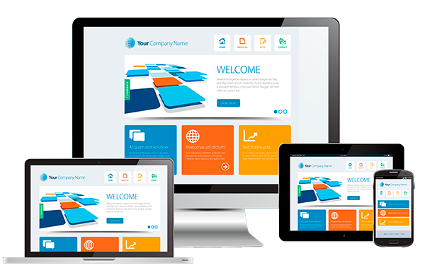 Web Solutions Responsive Design Trends